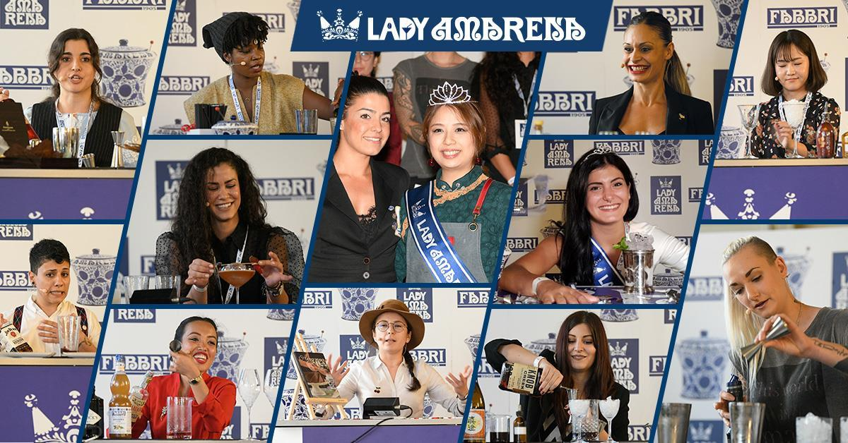 Lady Amarena 2019: the queen of beverage crowned in Bologna