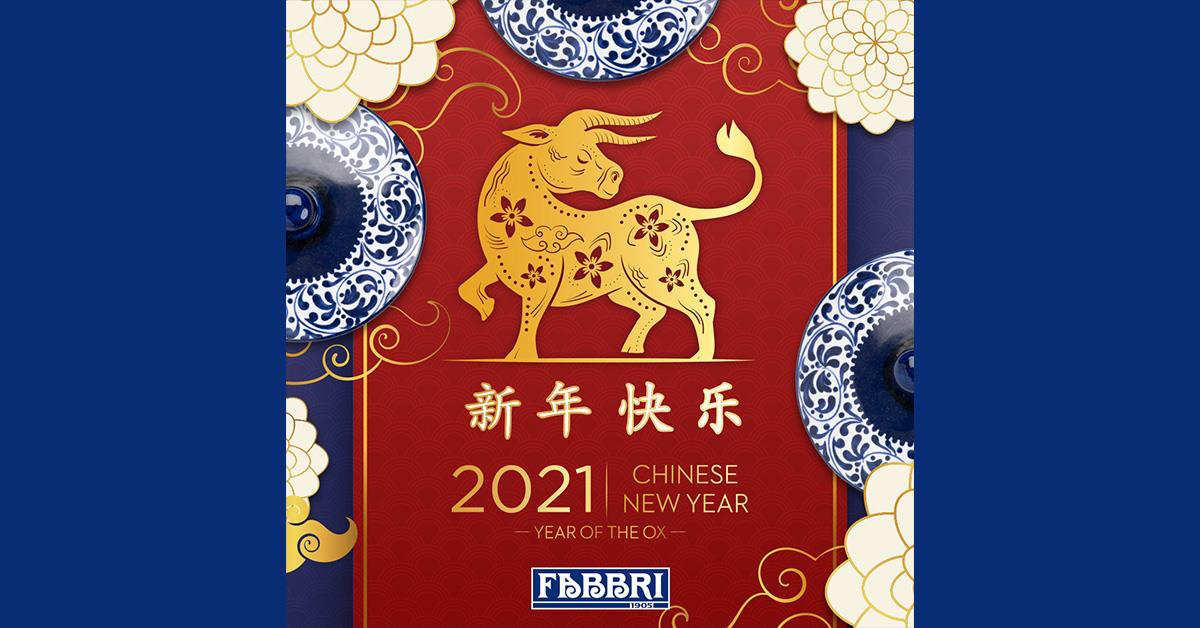 Chinese New Year with Fabbri 1905: what a tasteful new year!